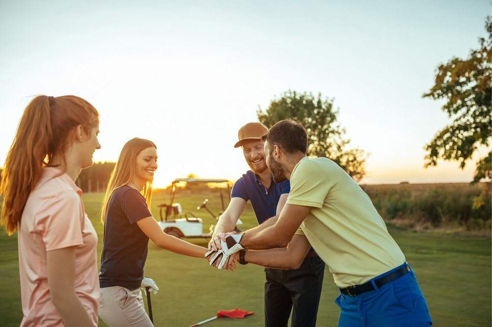 team-building-activities-for-warm-days-golf-experience